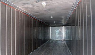Cámara Frigoríficas Portátile - Interior