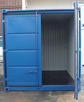 Contenedor 8' BOX