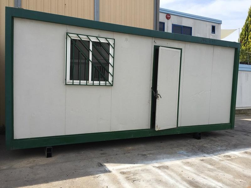 M dulo prefabricado caseta de obra ofi 66 venta desde - Balat modulos prefabricados ...