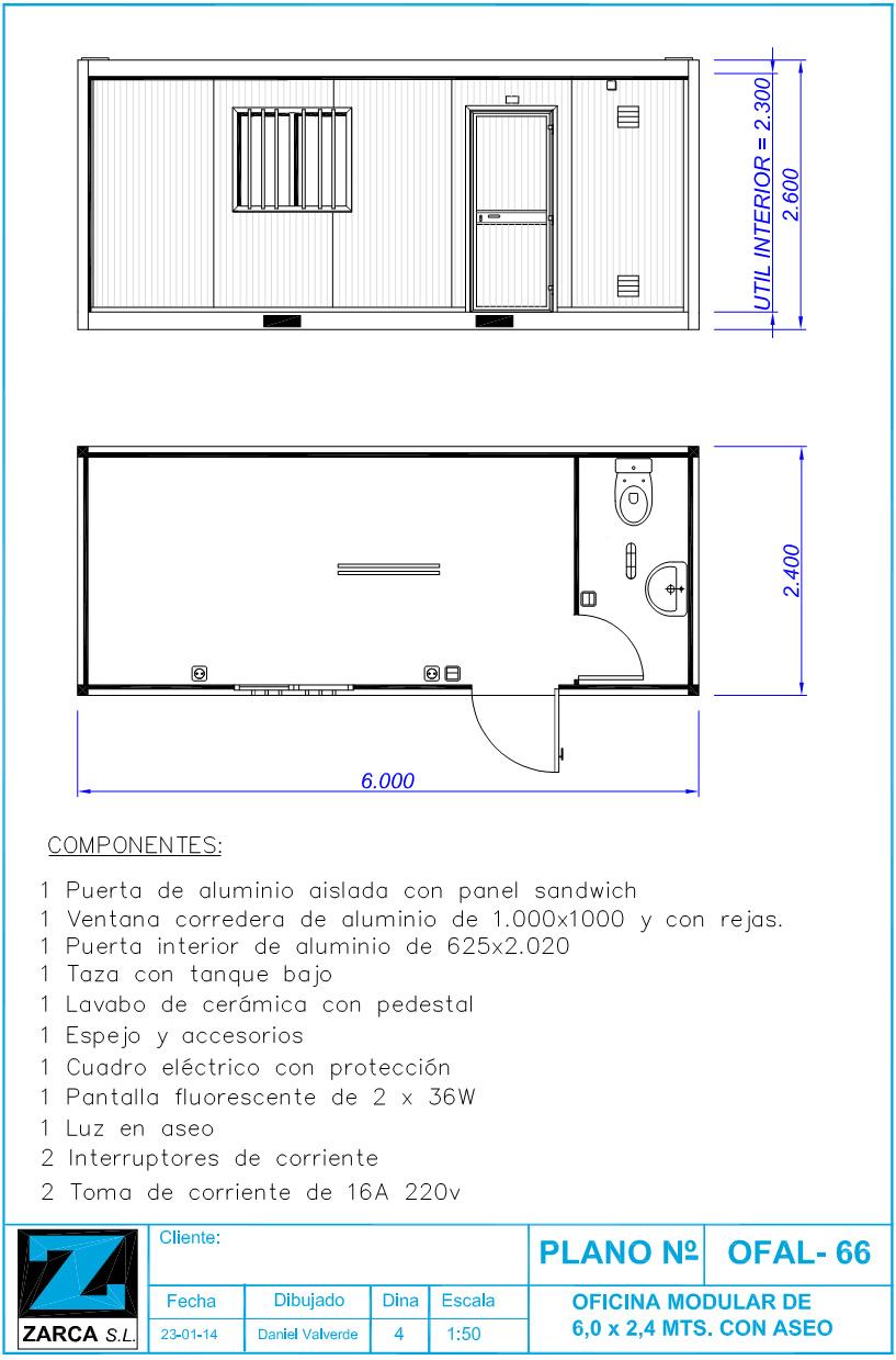 Ofertas alquiler y venta contenedores casetas de obra y for Casetas de obra baratas