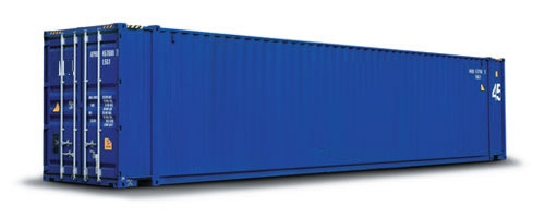 45' BOX Container
