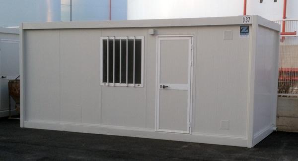 OFAL66 - Módulo Oficina con aseo 6,0 m