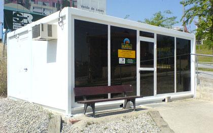 M dulos prefabricados y casetas de obra venta y alquiler for Modulos para oficina precios