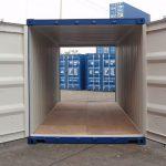Contenedor Marítimo 20' BOX DOUBLE DOOR