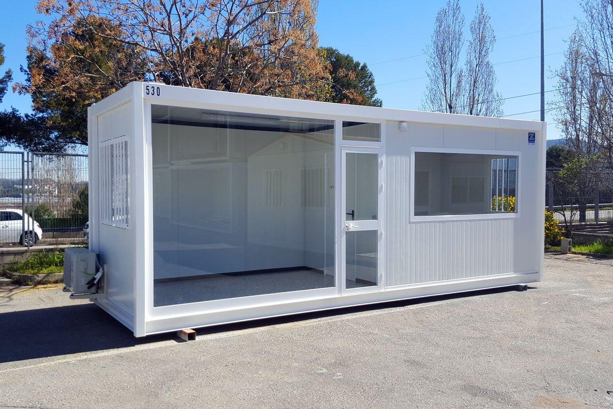 M dulos prefabricados y casetas de obra venta y alquiler for Casetas jardin segunda mano