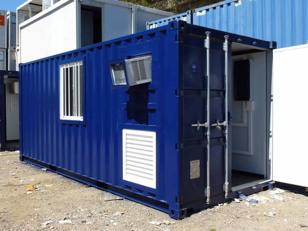 Transformaci n de contenedores mar timos - Contenedores maritimos para vivienda ...