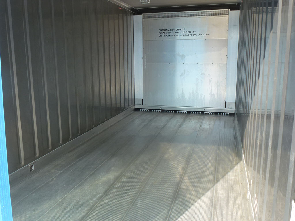 Cámara Frigorífica Portátil 6m / 20' Interior