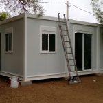 Conjunto modular - Detalle vista exterior