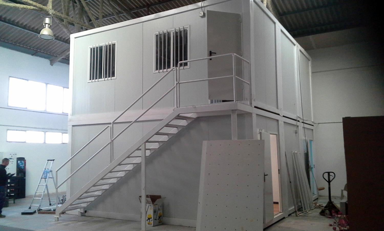 Conjunto Modular Interior - Vista Exterior