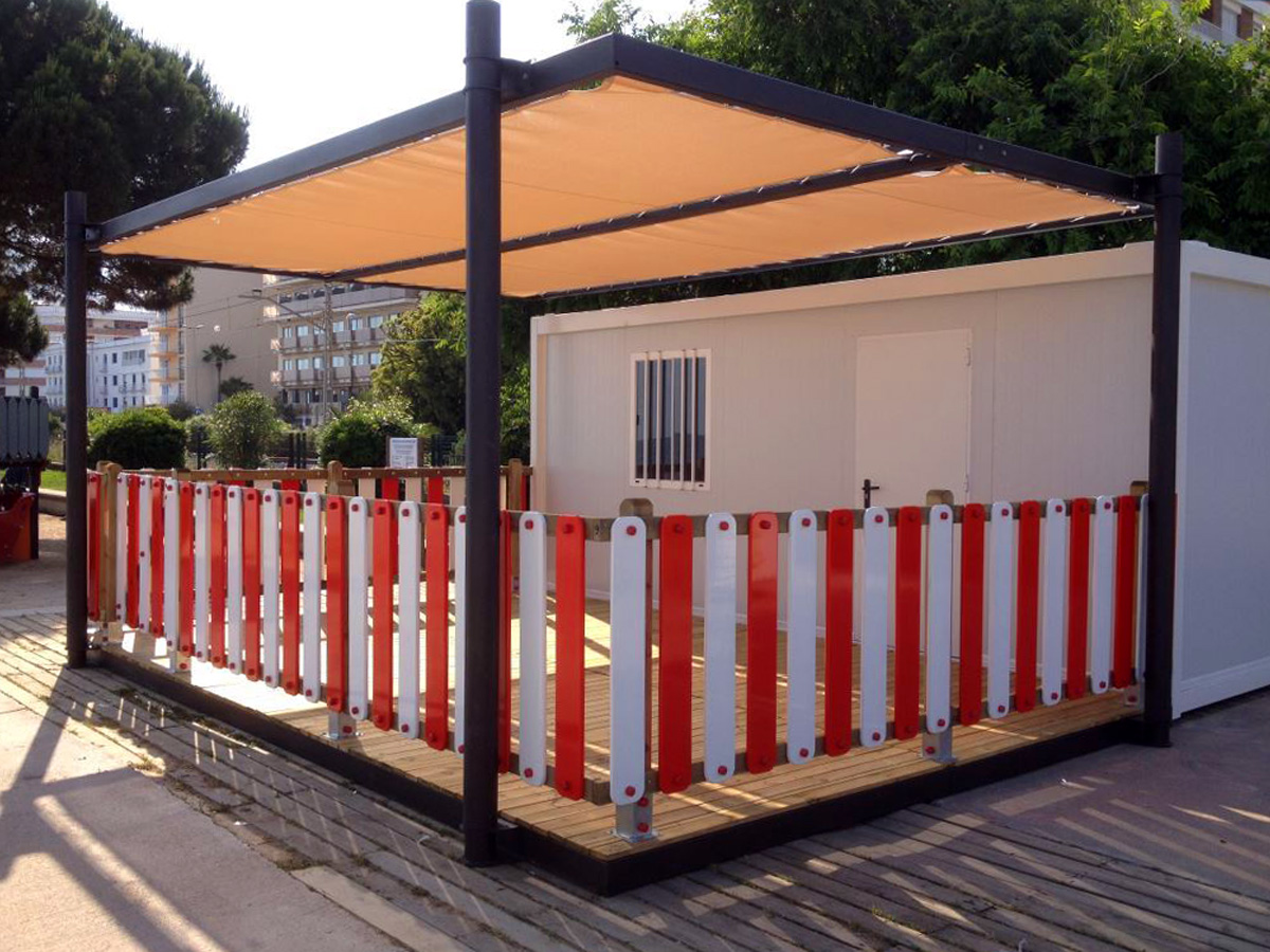 Guarder a pineda de mar zarca - Modulos prefabricados para viviendas ...