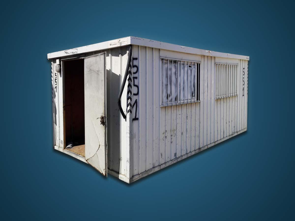 Superofertas contenedores m dulos prefabricados y casetas - Modulos de vivienda prefabricados ...