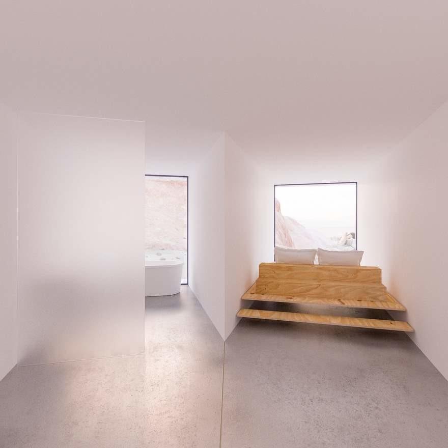 Casa Contenedores Maritimos Interior 4