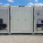 Conjunto Cámaras Frigoríficas - Exterior Motor 2