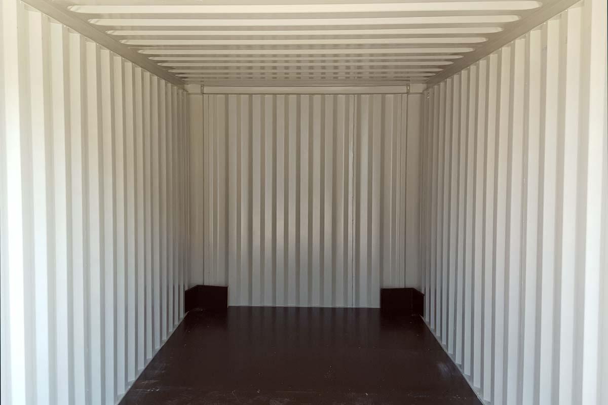Contenedor 15 pies / 4,6m - Interior