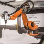 Mecanizado asistido por robot