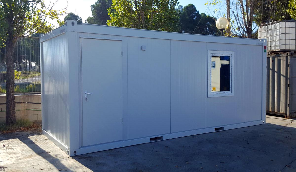 Caseta de Obra en Kit Exterior 1