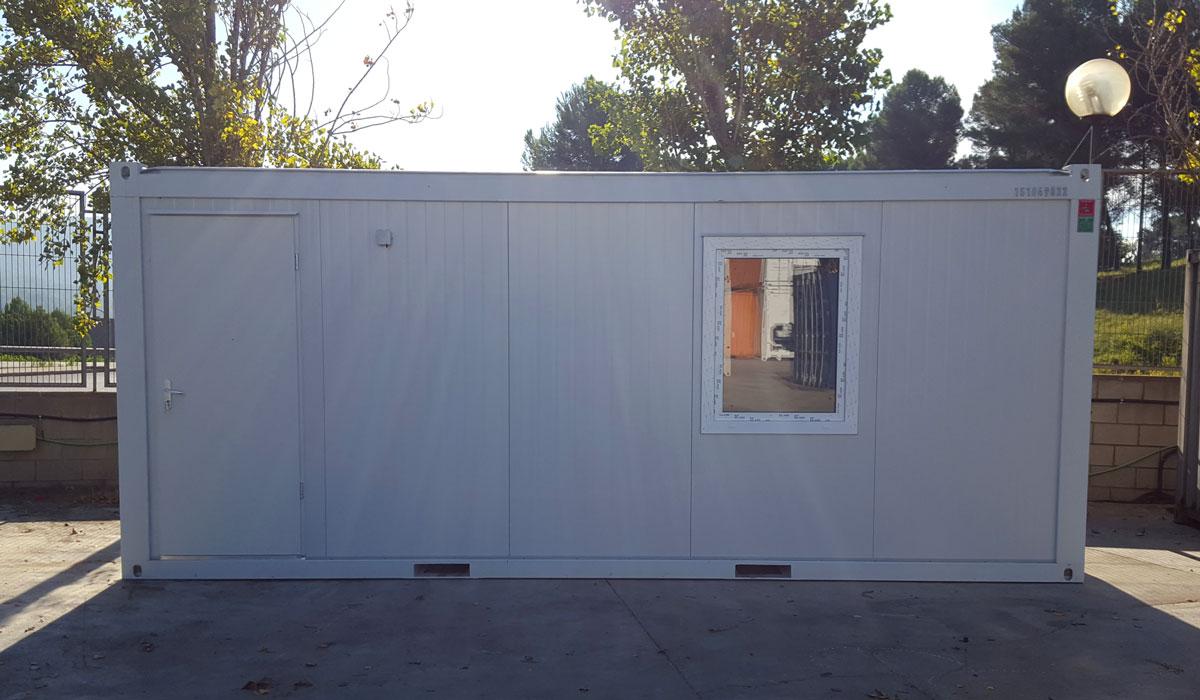 Caseta de Obra en Kit Exterior 2