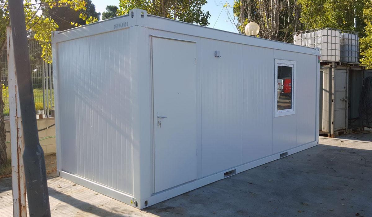 Caseta de Obra en Kit Exterior 5