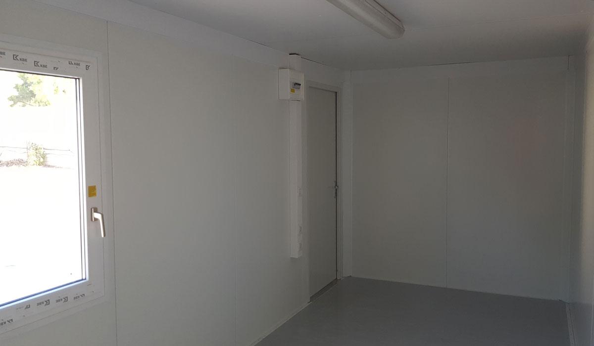 Caseta de Obra en Kit - Interior 1