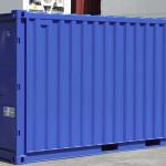 contenedor transformado baterías de flujo