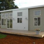 bungalows para campings