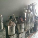 elaboración cerveza artesanala