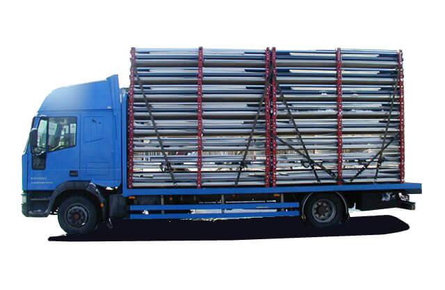 Camión trailer