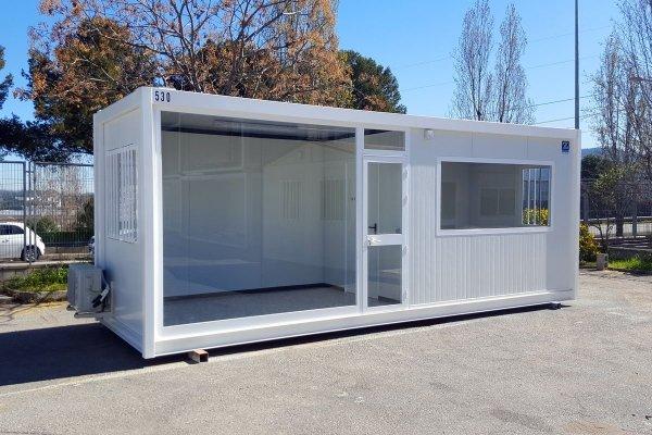 M dulos prefabricados y casetas de obra venta y alquiler for Casetas de jardin baratas de segunda mano
